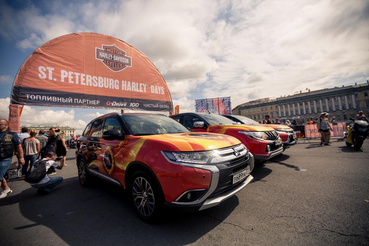 Harley Days 2018 в Санкт-Петербурге