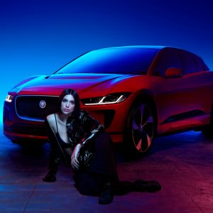 Дуа Липа присоединится к Jaguar