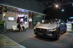 Jaguar I-PACE на технологическом фестивале