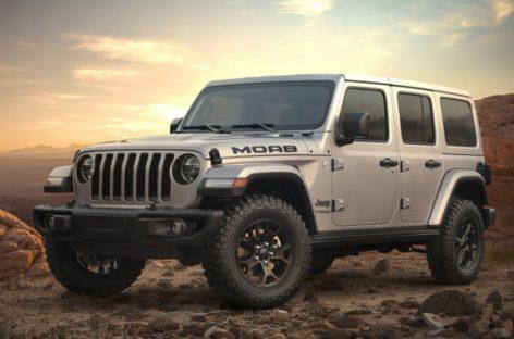 Jeep Wrangler обзавелся версией Moab