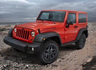 Jeep отзывает три модели из России