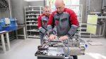 Как собирают коробку передач для «Кортежа» (Видео)