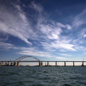 Очередной рекорд трафика на мосту