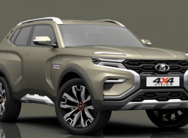 LADA презентовала рекордное количество новых автомобилей