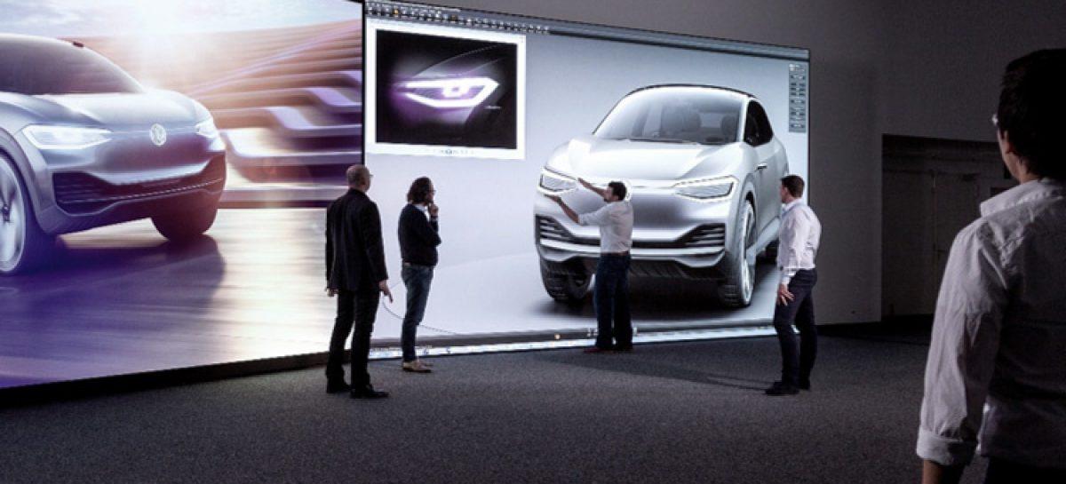 Технологии будущего в подразделении Volkswagen Design