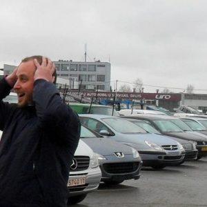 Самый популярный авто в Санкт-Петебурге