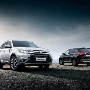 Сколько автомобилей Mitsubishi Outlander было произведено в России?