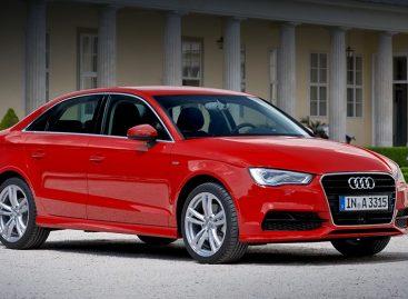 Audi отзывает 40 автомобилей A3 2015 года выпуска