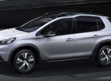 Появилась информация о новом кроссовере Peugeot 2008