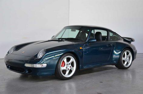 Porsche показала салон эксклюзивного спорткара Project Gold