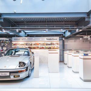 Порше Центр Рублёвский - первый Партнёр Porsche Classic в России