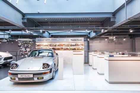 Порше Центр Рублёвский – первый Партнёр Porsche Classic в России