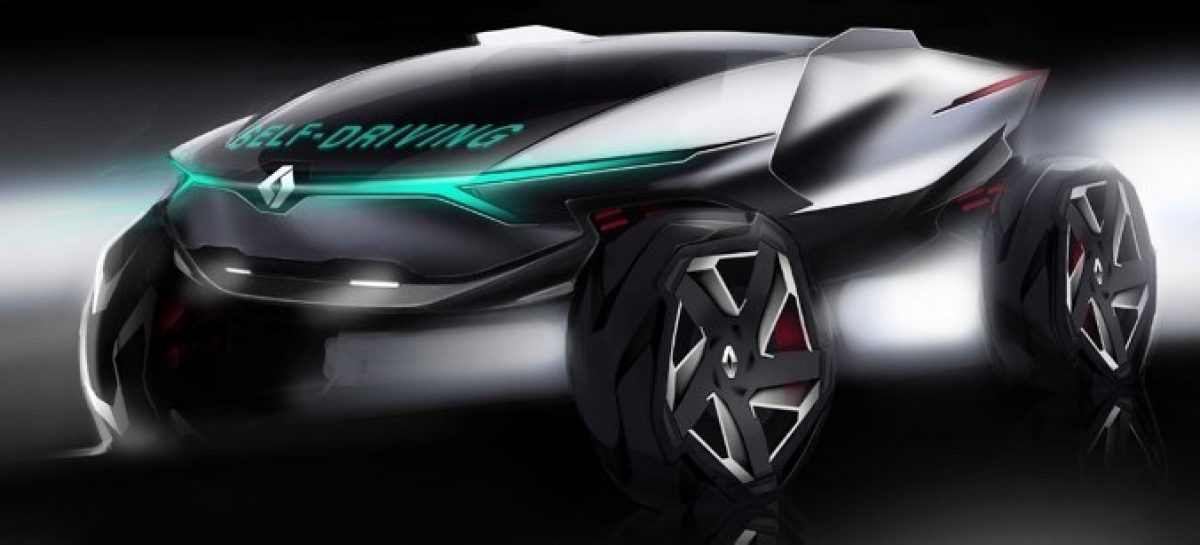 Renault объявила финалистов конкурса молодых дизайнеров «будущее автономного транспорта в России»