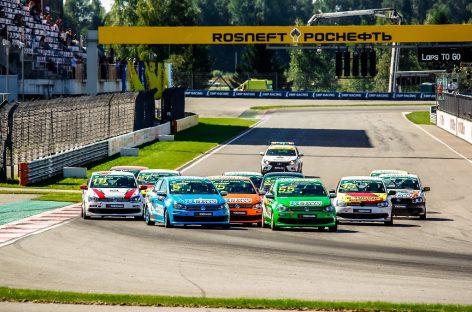 Академия ралли: итоги домашнего этапа на Moscow Raceway