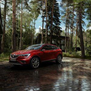 Кроссовер Renault Arkana будет локализован не менее чем на 66%