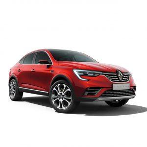Renault представила шоукар нового купе-кроссовера Arkana