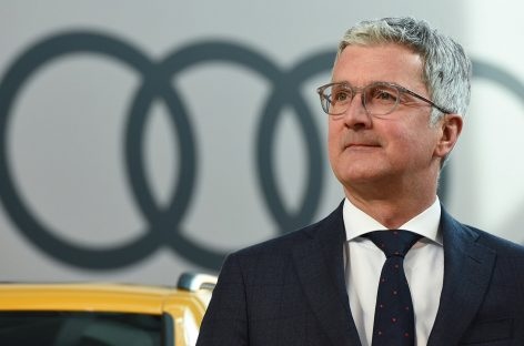 Бывший глава Audi задержится в тюрьме