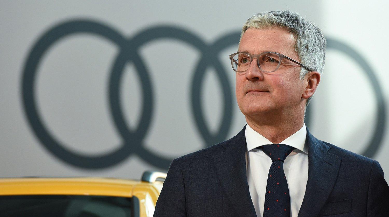 Суд отклонил апелляцию бывшего главs Audi