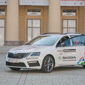 Škoda – спонсор Чемпионата мира по шоссейному велоспорту