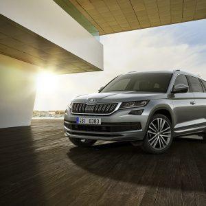 Skoda Auto Россия объявляет старт продаж и официальные цены на Kodiaq L&K