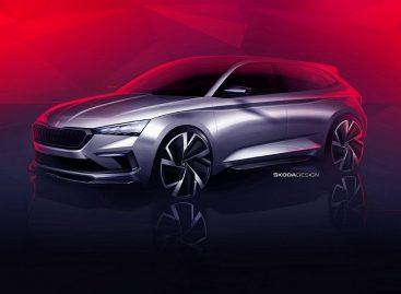Skoda раскрывает дизайн нового поколения моделей автомобилей