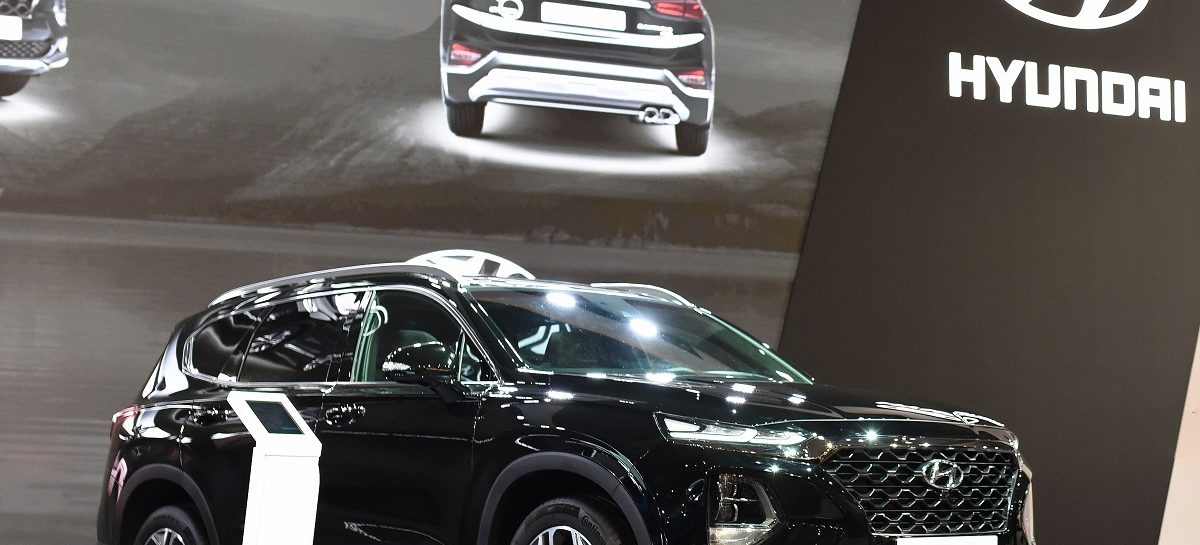 Эксклюзивная комплектация Hyundai Santa Fe