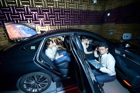 KIA представляет технологию нового поколения – аудиосистему с индивидуальным зонированием звука