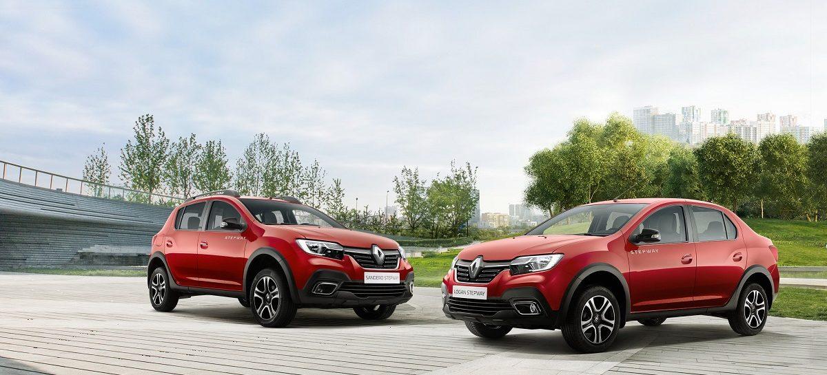Renault Россия объявляет о старте продаж новой серии Stepway City
