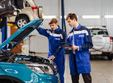 Акция для владельцев Suzuki – масляный сервис