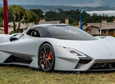 Американцы показали кандидата на звание быстрейшего автомобиля в мире