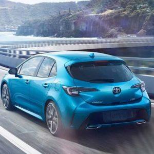 Хот-хэтч на базе Toyota Corolla может стать гибридом