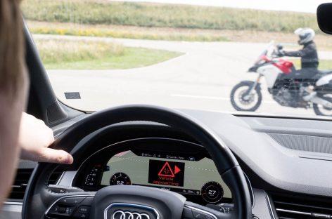 Мотоциклы тоже поумнели