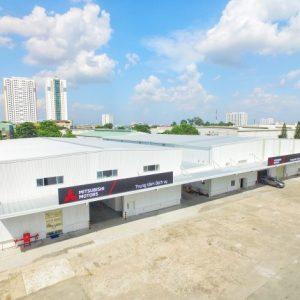 Компания Mitsubishi Motors открыла новый учебный центр во Вьетнаме