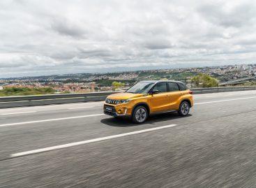 Обновленная Suzuki Vitara будет доступна в России с ноября