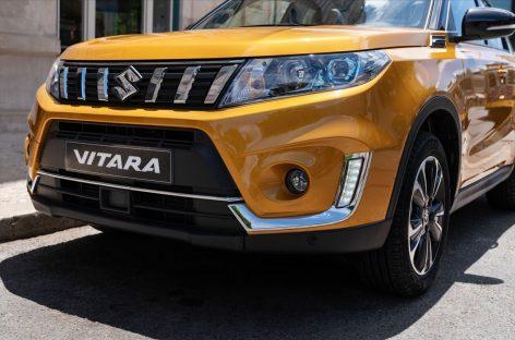 Рост продаж Vitara – 133%