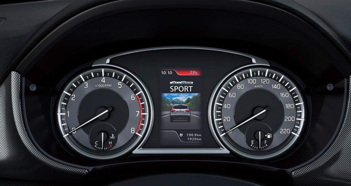 Suzuki Vitara 2018 Панель приборов