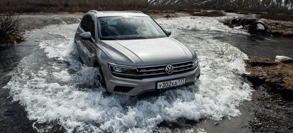 Volkswagen Tiguan – лучший компактный кроссовер 2018 года