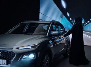 Hyundai Motor запускает кампанию #WhatsNext для женщин Саудовской Аравии