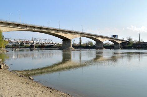 Яблоновский мост откроют на неделю раньше