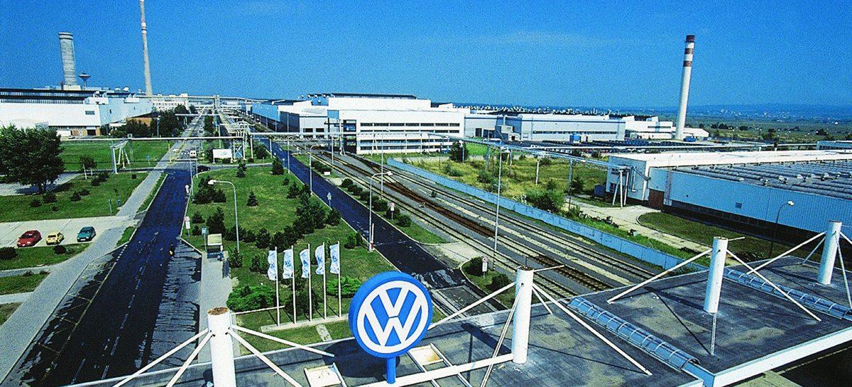 В Калуге работники Volkswagen начали «итальянскую забастовку»