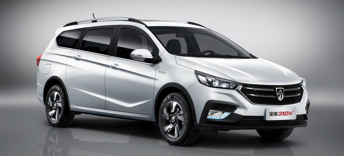 Совместный хэтч GM и SAIC за 350 000 рублей: рестайлинг в стиле универсала