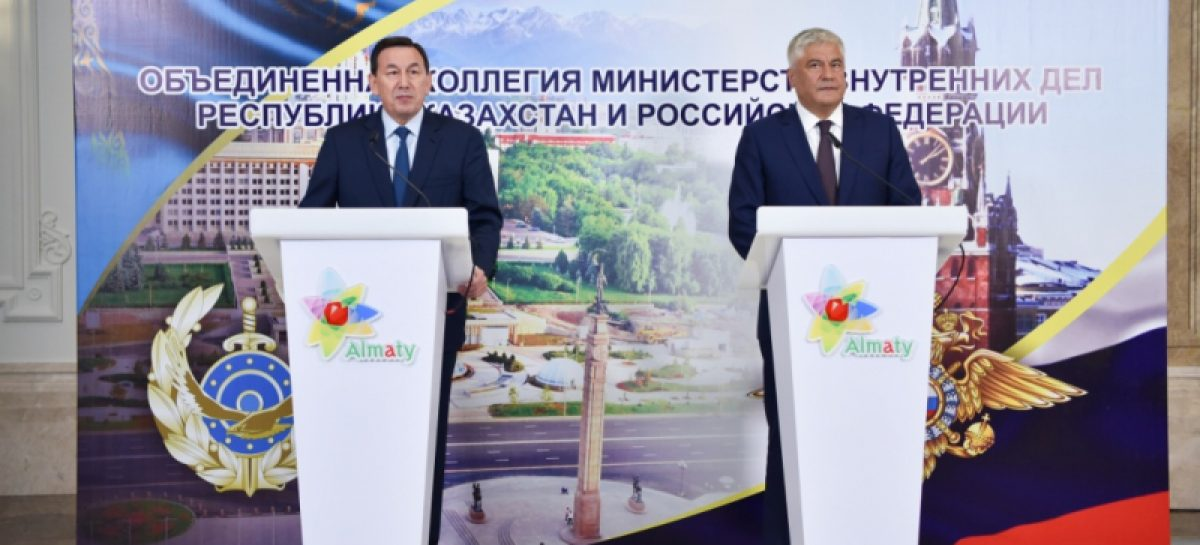 Казахстан и Россия усиливают меры противодействия автоугонщикам