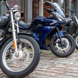Более 40% рынка мотоциклов в РФ занимают немецкие и японские марки