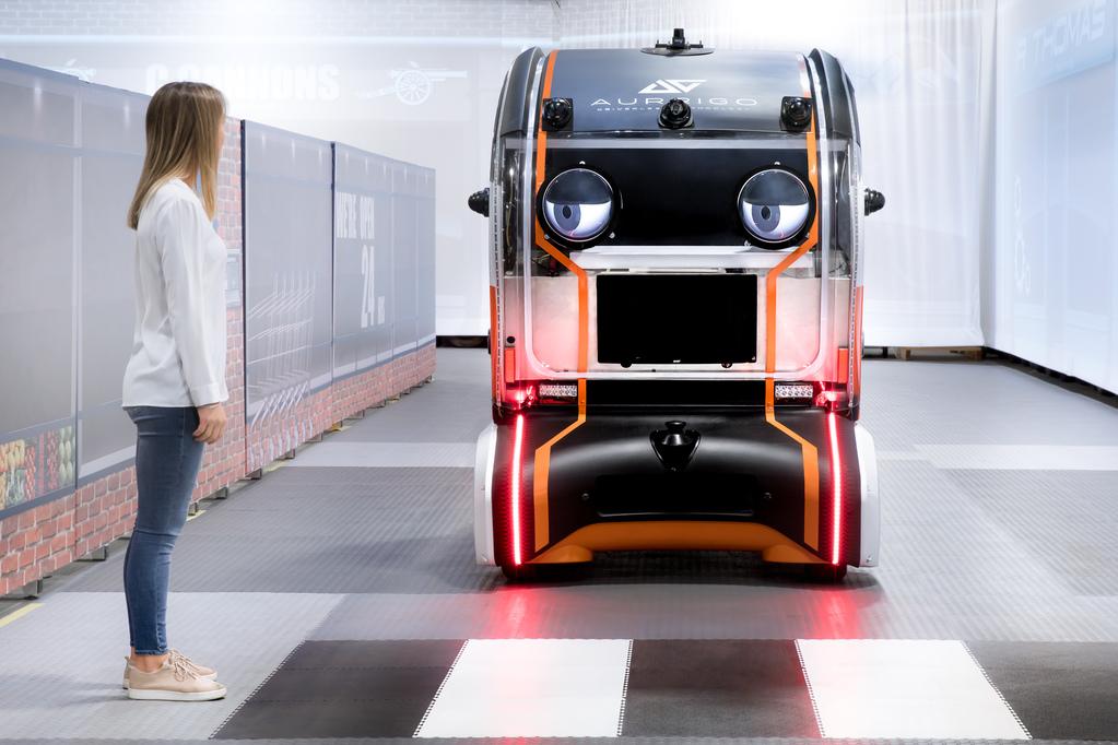 Vrtual eye Jaguar Land Rover