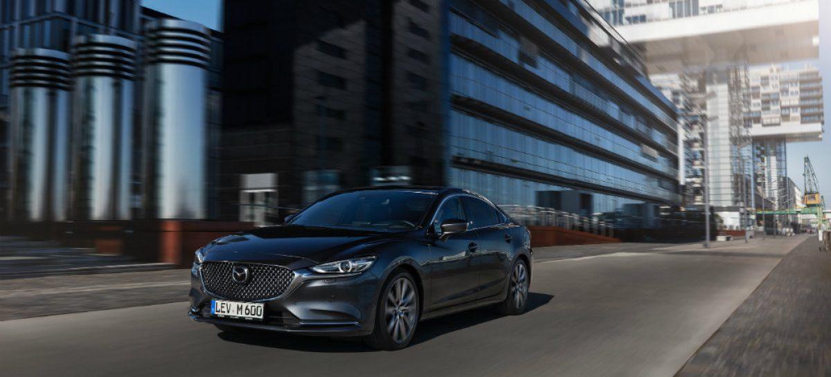 Обновленная Mazda 6 появится в России в первой половине 2019 года