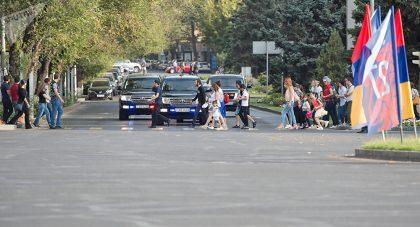 Армения Кадр дня