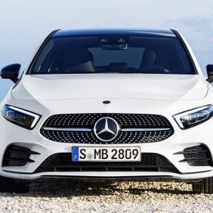 Mercedes-AMG A35 дебютирует в Париже