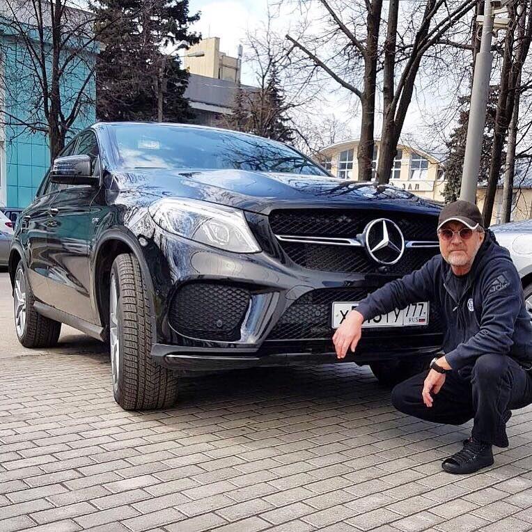 Ярмольник Леонид Mercedes