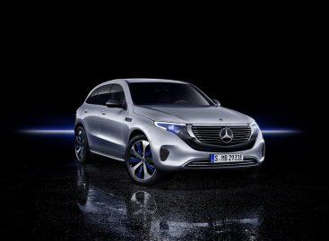 Mercedes-Benz EQC — первый электрокроссовер. Максимум подробностей
