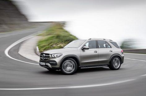 Новый Mercedes-Benz GLE появится в России в первой половине 2019 года
